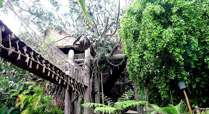 Tarzan's Treehouse™