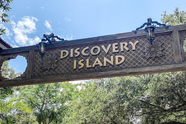 Welcome to Discovery Island!