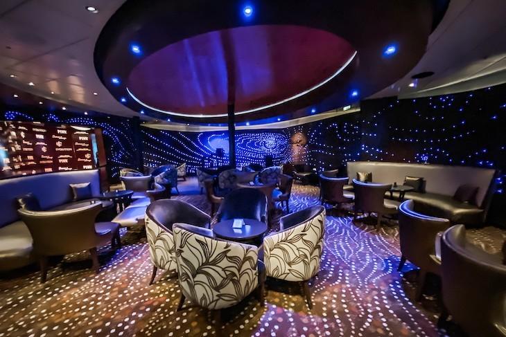 Disney Dream District Lounge