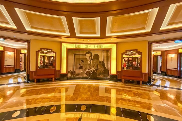 Disney Dream and Disney Fantasy Walt Disney Theatre