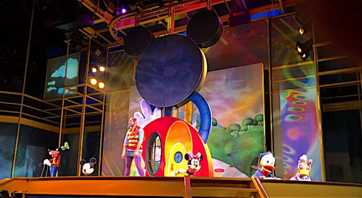 Disney Junior - Live on Stage Attraction
