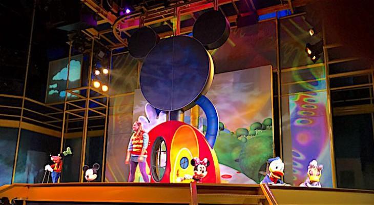 Disney Junior - Live on Stage Attraction