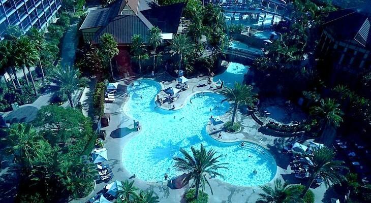 More pool fun!