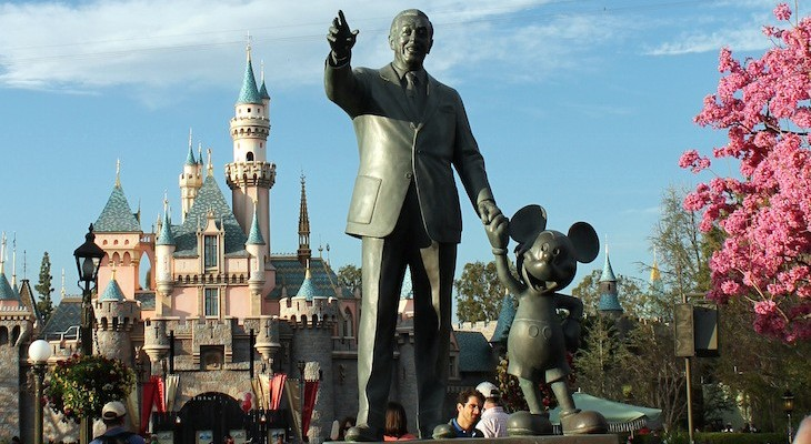 Nothing better than the sight of Walt and Mickey!