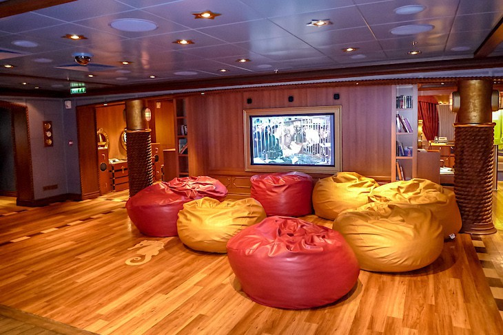 Oceaneer Lab's Media Room