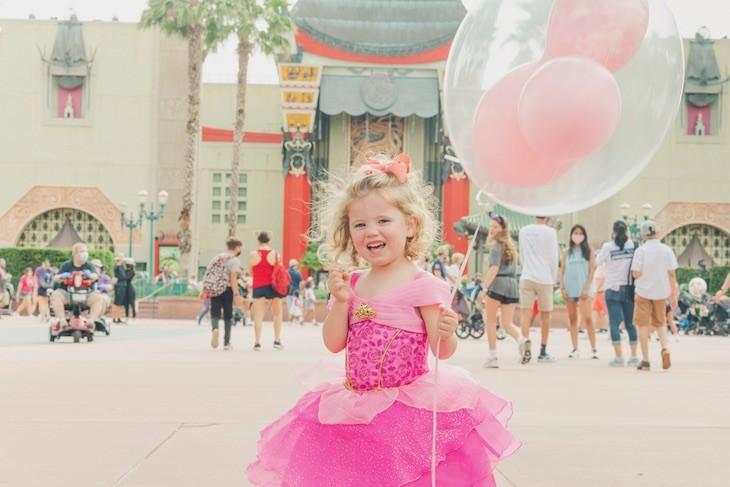 The joy of Disney's Hollywood Studios!