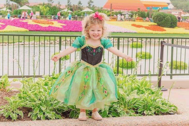 Epcot® International Flower & Garden Festival