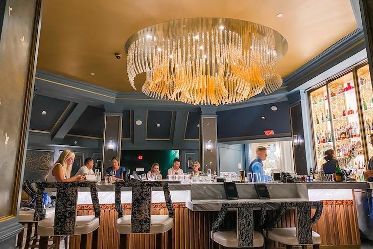 Enchanted Rose Lounge bar