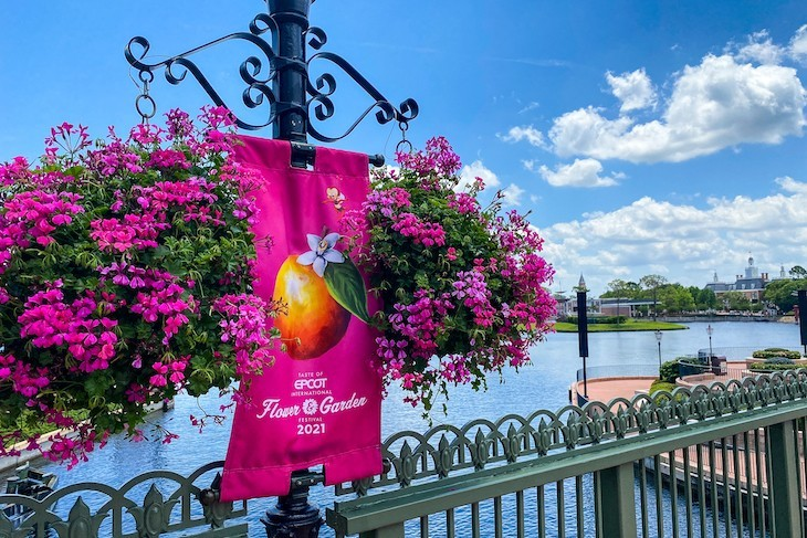 Festivals at Epcot are a highlight