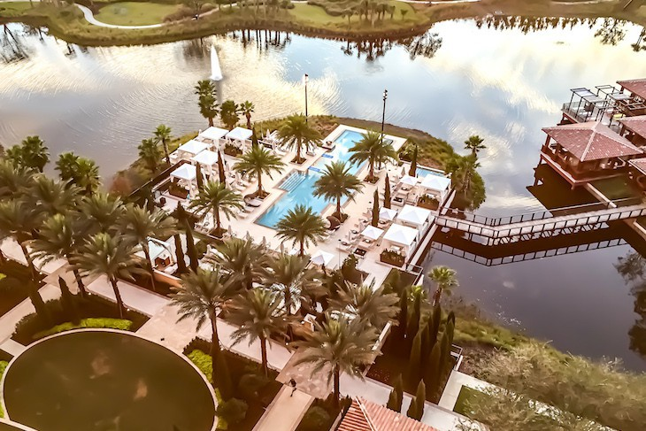 The Oasis adult pool