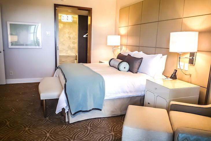Park View Suite Bedroom