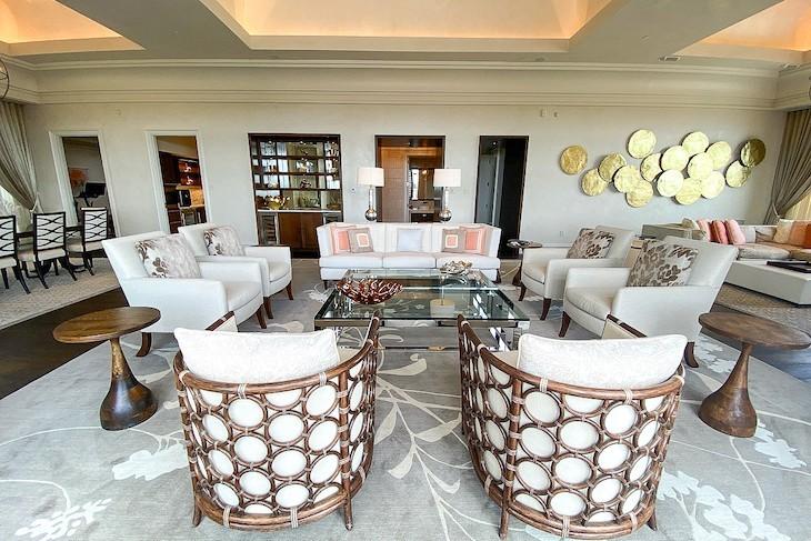 Presidential Suite Great Room