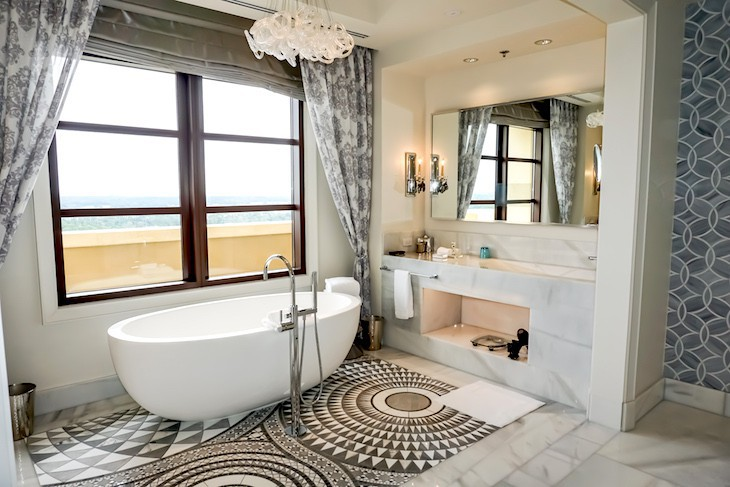 Royal Suite Master Bath