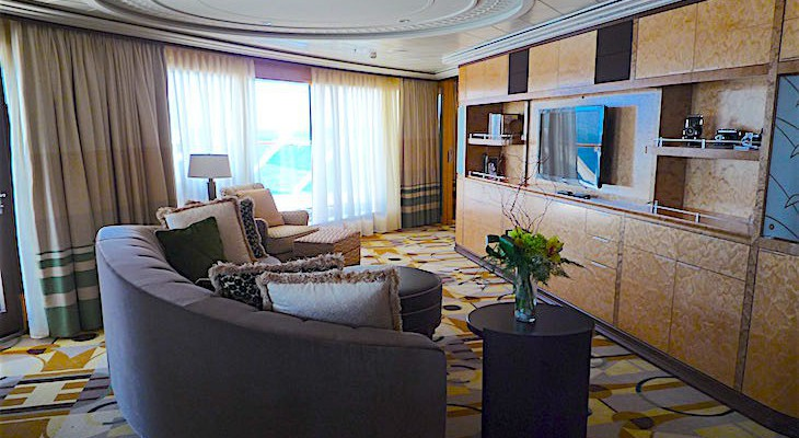Disney Dream and Fantasy's Royal Suite