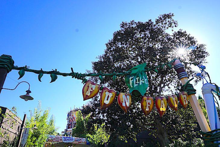 Flik's Fun Fair