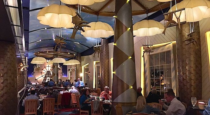 Flying Fish at Disney's Boardwalk