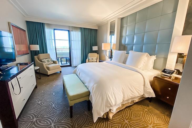 Park View Deluxe Suite bedroom