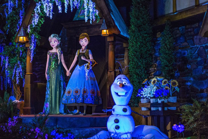 Frozen Ever After in Norway