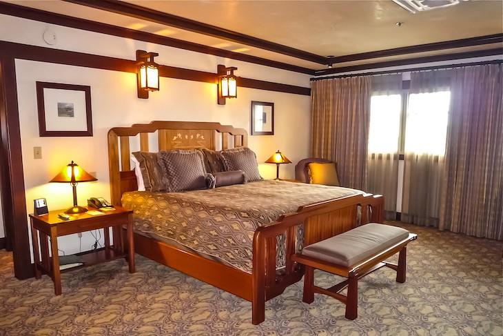 Mt. Whitney Suite Master Bedroom