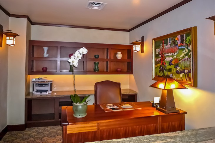 Mt. Whitney Suite office