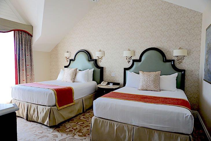 Two-bedroom Main Building Suite Guest Bedroom