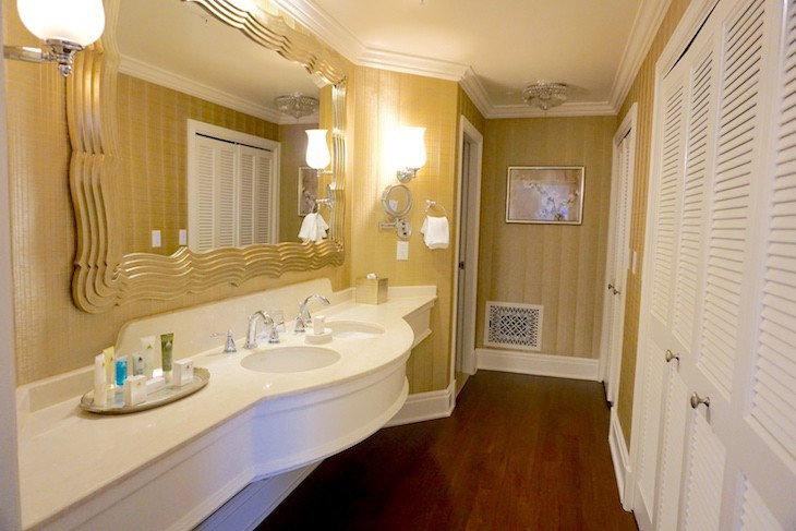 Grand Suite master bath