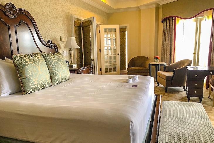 Victorian Suite bedroom