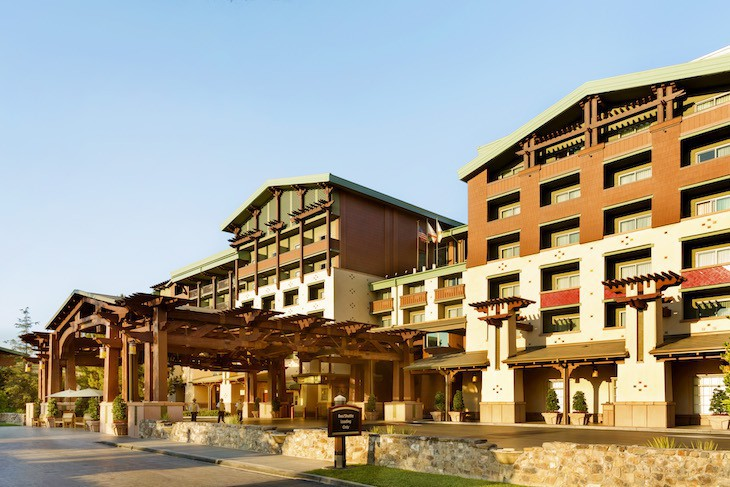 Disney's Grand California Hotel & Spa