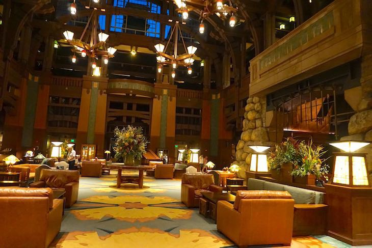 Disney S Grand Californian Hotel And Spa Cara Goldsbury