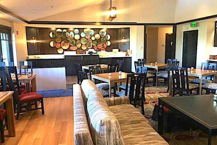 The Veranda Concierge Lounge