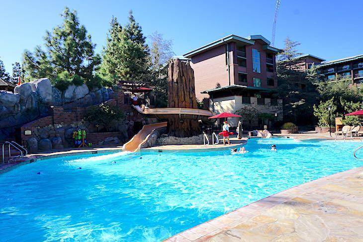 Pool Area- one of three pools