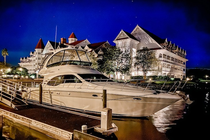 Grand Floridian's Grand 1 Yacht