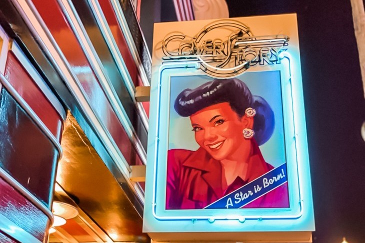 Love the neon signs here