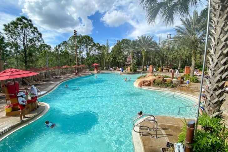 Samawati Springs Pool