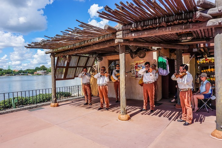 Everyone's favorite entertainment is Mariachi Cobre in Mexico