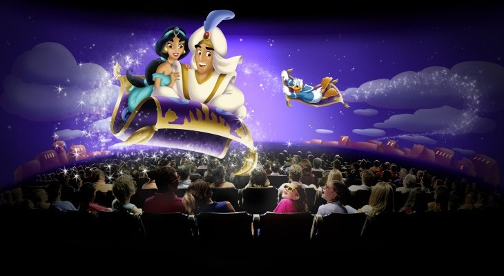 Mickey's PhilharMagic® Attraction