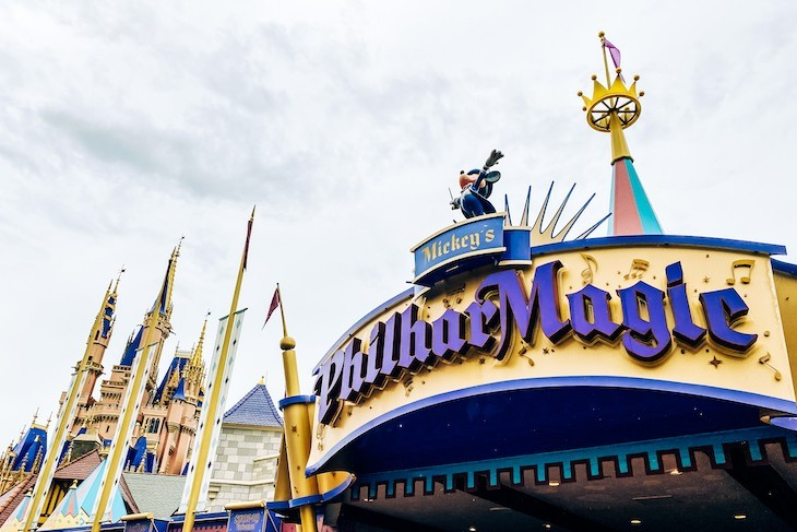 Mickey's PhilharMagic®