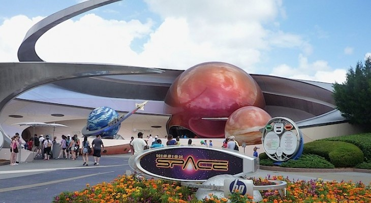 Mission: SPACE® Attraction