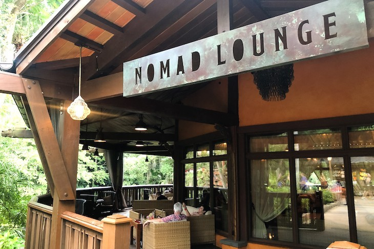 Tiffin's Nomad Lounge