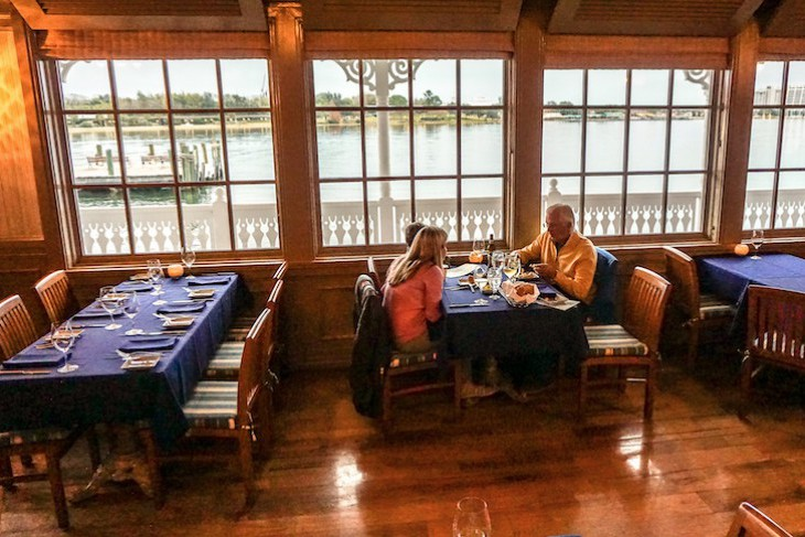 Narcoossee's at Disney's Grand Floridian Resort & Spa