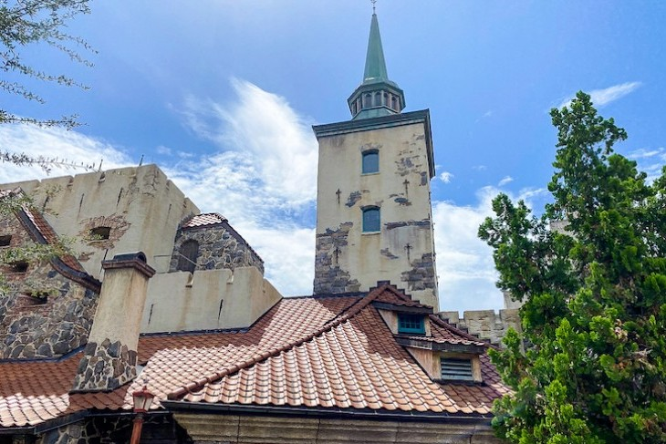 Everyone loves the replica of Norway's Akershus Fortress & Castle