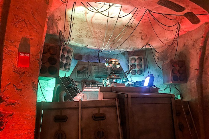 Stop in for a wild drink at Oga's Cantina