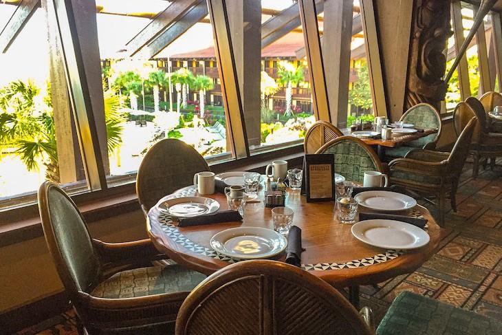 Ohana at Disney's Polynesian Village Resort