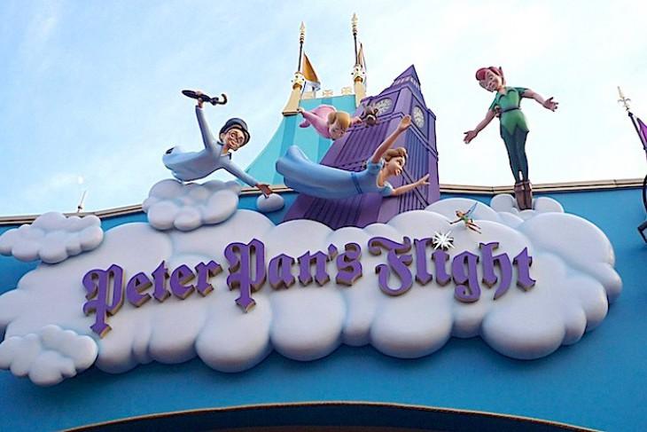 Peter Pan's Flight® Attraction