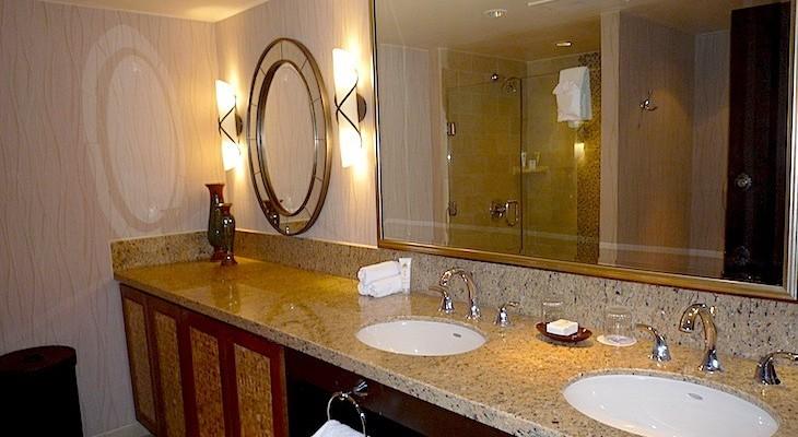 Ambassador Suite Bath