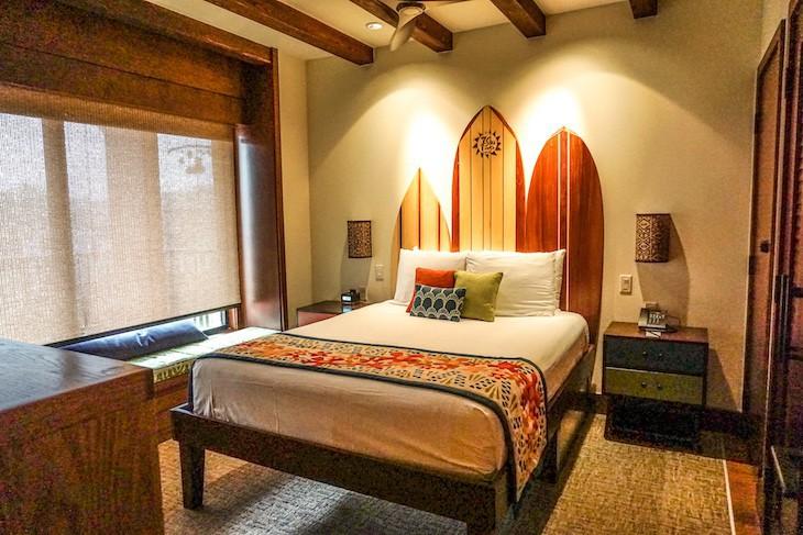 Bungalow guest bedroom