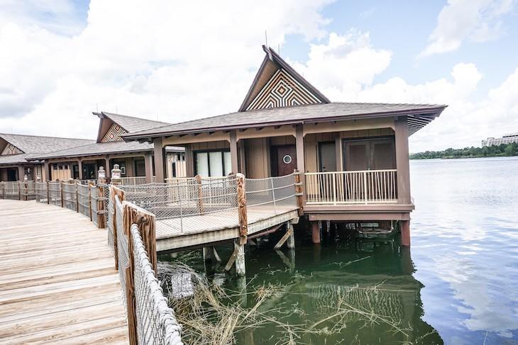 Polynesian Villas Bungalows