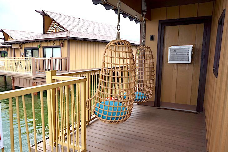 Bungalow deck