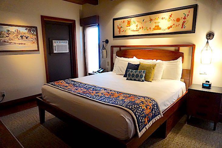 Bungalow master bedroom