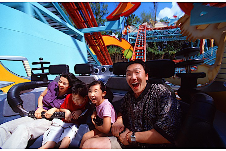 Primeval Whirl® Attraction